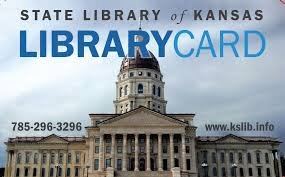 Kansas Library Card